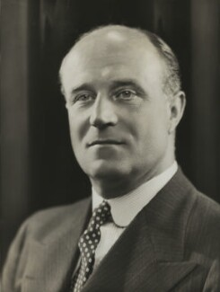 Sir (John) Malcolm Fraser, 1st Bt, by Bassano Ltd, 3 August 1934 - NPG x84187 - © National Portrait Gallery, London