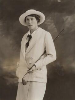 Margaret ('Madge') Neill Fraser, by Bassano Ltd - NPG x84205