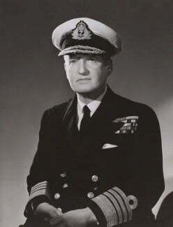 Bruce Austin Fraser, 1st Baron Fraser of North Cape, by Bassano Ltd - NPG x84207