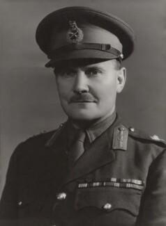 Bernard Cyril Freyberg, 1st Baron Freyberg, by Bassano Ltd - NPG x84210