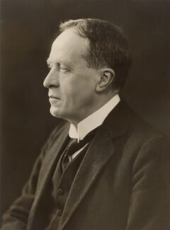 Sir Hugh Fraser, by Bassano Ltd, 26 February 1921 - NPG x84230 - © National Portrait Gallery, London