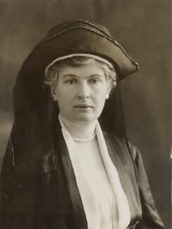 Dame Alice Mary Godman, by Bassano Ltd - NPG x84236