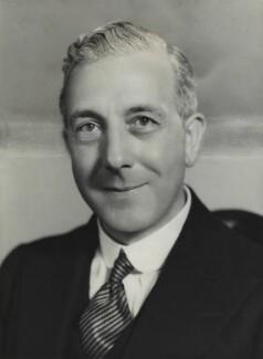 Herbert John Gough, by Bassano Ltd - NPG x84250