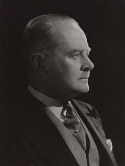 Sir Alan Gomme Gomme-Duncan, by Bassano Ltd - NPG x84269