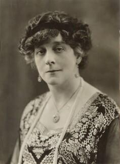Florence Meta (née Draper), Lady Gooch, by Bassano Ltd - NPG x84272