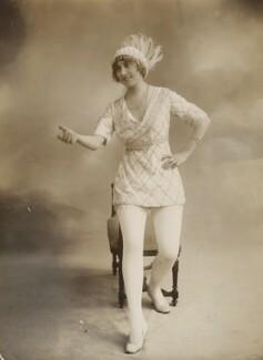Daphne Glenne (née Dorothy Cornelius), by Bassano Ltd - NPG x84279