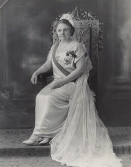 Dame Margaret Lloyd George (née Owen), by Bassano Ltd - NPG x84282