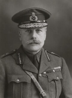 Douglas Haig, 1st Earl Haig, by Bassano Ltd, 16 January 1917 - NPG x84291 - © National Portrait Gallery, London
