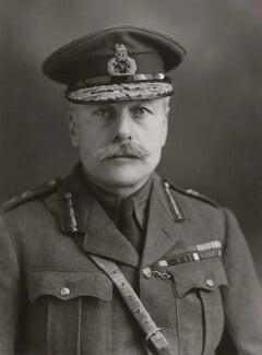 Douglas Haig, 1st Earl Haig, by Bassano Ltd - NPG x84291