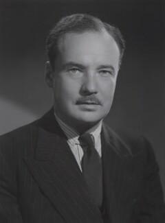 John Hugh Hare, 1st Viscount Blakenham, by Bassano Ltd - NPG x84296