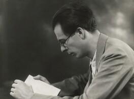 Aldous Huxley, by Bassano Ltd - NPG x84300