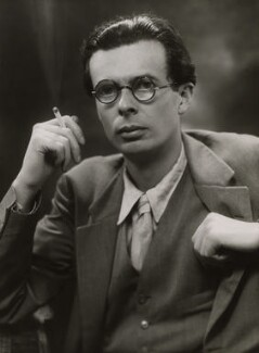 Aldous Huxley, by Bassano Ltd - NPG x84301