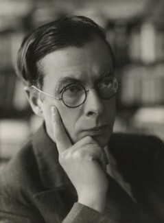 Sir Julian Huxley, by Bassano Ltd - NPG x84302