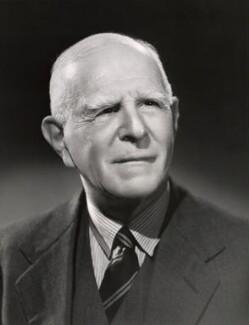 Sir Percy Alfred Harris, 1st Bt, by Bassano Ltd - NPG x84325