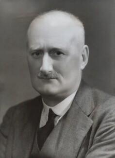 Sir John Hammond, by Bassano Ltd - NPG x84331