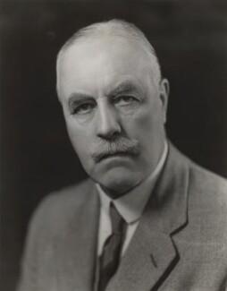 Sir Walter Edgeworth-Johnstone, by Bassano Ltd, 5 September 1935 - NPG x84347 - © National Portrait Gallery, London