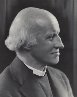 Hewlett Johnson, by Bassano Ltd, 1938 - NPG x84348 - © National Portrait Gallery, London