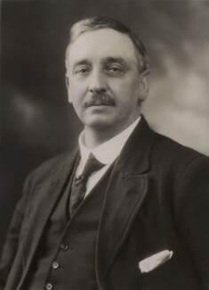 Sir William Jenkins, by Bassano Ltd - NPG x84352
