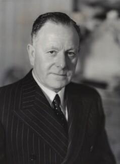 William Henry Jeanes, by Bassano Ltd, March 1938 - NPG x84355 - © National Portrait Gallery, London