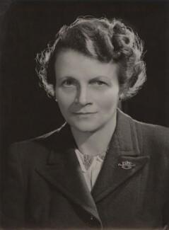 Mrs Carl Frank, by Bassano Ltd - NPG x84369