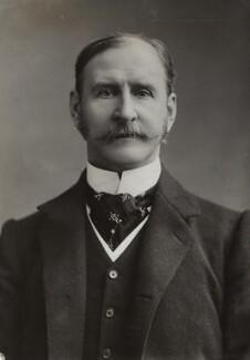 Sir (Charles) Wyndham Murray, by Bassano Ltd - NPG x84385