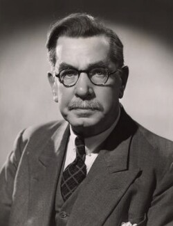 Walter Henry Ayles, by Bassano Ltd, circa 1945 - NPG x84406 - © National Portrait Gallery, London