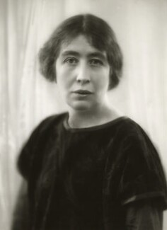 Sylvia Pankhurst, by Bassano Ltd - NPG x84425