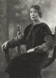 Sylvia Pankhurst, by Bassano Ltd, 25 February 1927 - NPG x84426 - © National Portrait Gallery, London