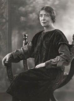 Sylvia Pankhurst, by Bassano Ltd, 25 February 1927 - NPG x84426 - © National Portrait Gallery, London