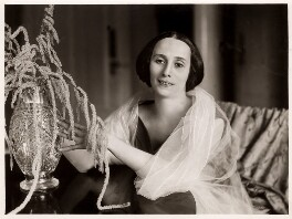Anna Pavlova, by Bassano Ltd - NPG x84445