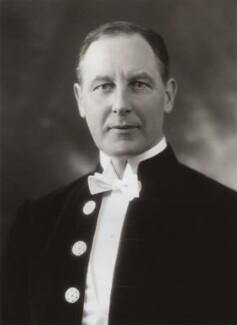 Sir (Frederick) George Penny, 1st Viscount Marchwood, by Bassano Ltd - NPG x84473