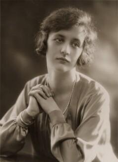 Veronica Armfelt (née Ramsay), by Bassano Ltd - NPG x84526