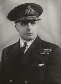 Sir Charles Gordon Ramsey, by Bassano Ltd - NPG x84527