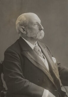 Sir James Rankin, 1st Bt, by Bassano Ltd - NPG x84540