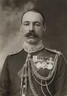 Henry Seymour Rawlinson, 1st Baron Rawlinson of Trent, by Alexander Bassano, circa 1898 - NPG x84558 - © National Portrait Gallery, London