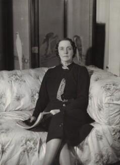 Sydney (née Bowles), Lady Redesdale, by Bassano Ltd - NPG x84567