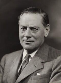 Sir Herbert William Richmond, by Bassano Ltd - NPG x84574