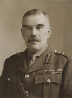 Sir William Robert Robertson, 1st Bt, by Bassano Ltd, 1917 - NPG x84583 - © National Portrait Gallery, London