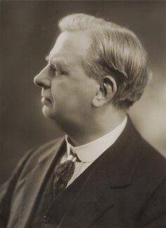 William Cornforth Robinson, by Bassano Ltd - NPG x84597