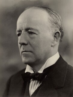Walter Runciman, 1st Viscount Runciman of Doxford, by Bassano Ltd - NPG x84641