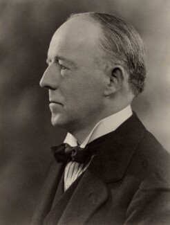 Walter Runciman, 1st Viscount Runciman of Doxford, by Bassano Ltd, 12 March 1935 - NPG x84642 - © National Portrait Gallery, London