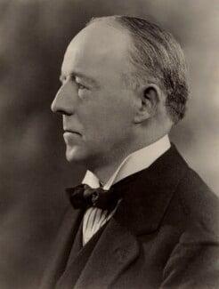 Walter Runciman, 1st Viscount Runciman of Doxford, by Bassano Ltd - NPG x84642