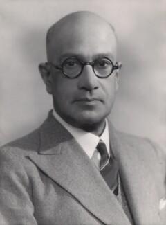 Dewan Bahadur Sir Samuel Ebenezer Runganadhan, by Bassano Ltd - NPG x84649