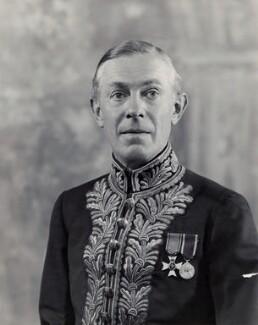 Archibald George Blomefield Russell, by Bassano Ltd - NPG x84667