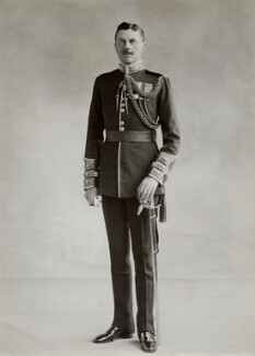 Walter Patrick Hore-Ruthven, 10th Baron Ruthven, by Bassano Ltd - NPG x84671