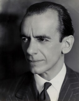 Malcolm Sargent, by Bassano Ltd - NPG x84700