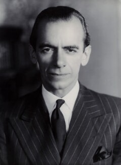 Malcolm Sargent, by Bassano Ltd - NPG x84701