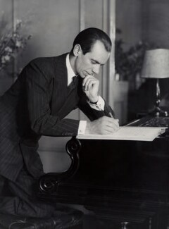 Malcolm Sargent, by Bassano Ltd, 22 June 1938 - NPG x84702 - © National Portrait Gallery, London