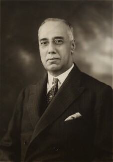 Sir Mian Muhammad Shafi, by Bassano Ltd - NPG x84723