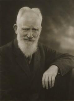 George Bernard Shaw, by Bassano Ltd - NPG x84731